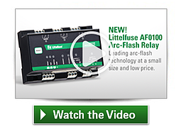 AF0100 Arc-Flash Relay Protection Video
