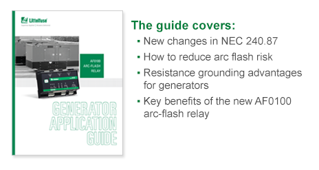 Download Our Generator Application Guide - Littelfuse