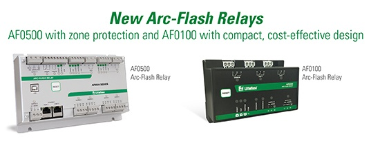 Littelfuse Arc-Flash Relays
